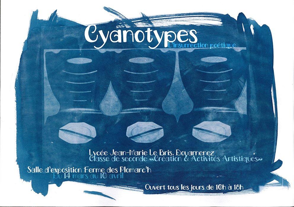 cyanographie affiche 2